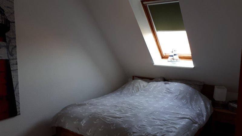 Piccola camera da letto al 1 ° piano
