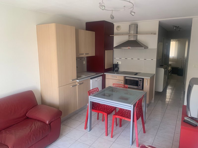 Appartement à louer pour vos vacances, casa vacanza a Port La Nouvelle