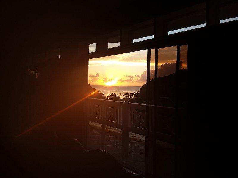 Sunset @ Casa Vista