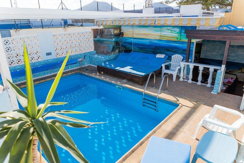 ITY HOUSE, alquiler vacacional en Playa Honda