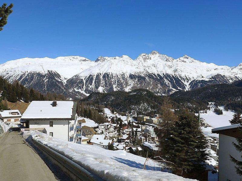 Chesa Munt Sulai MSII, location de vacances à Engadin St. Moritz