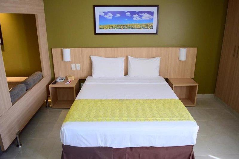 Flat HotSprings (Suíte Premium), location de vacances à Caldas Novas