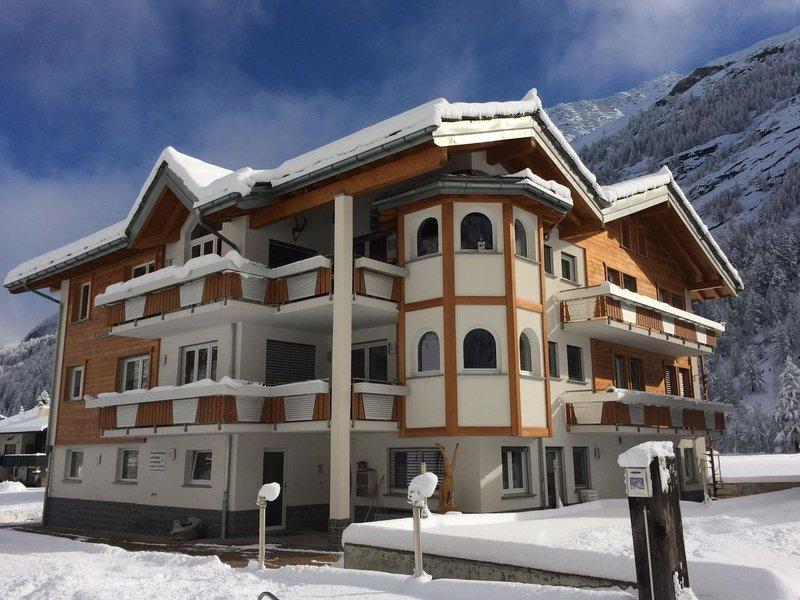 Haus Alpenstern, Apartment Aelpi Chalet in Saas-Fee