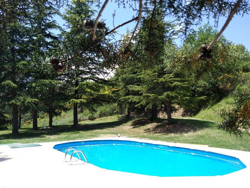 Casa vacanza la Cascina sul Nora, location de vacances à Calascio