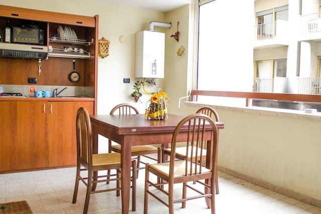 Apartment in Reggio Calabria, vakantiewoning in Villa San Giovanni
