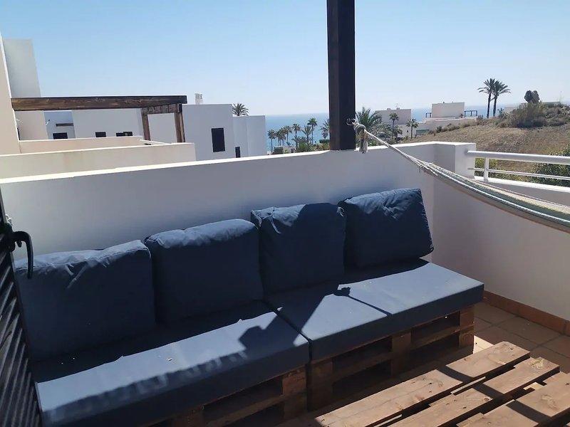 Amazing property in Mojácar, holiday rental in Playa Macenas