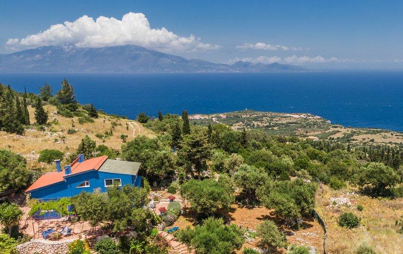 Villa Reta - 2 Bedroom Holiday House, location de vacances à Korithi