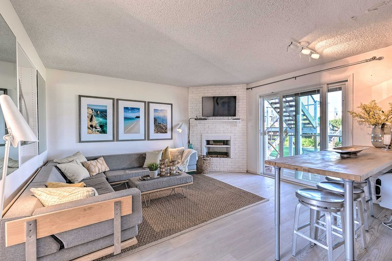 Plan your next Montauk getaway to this modern 1-bed, 1-bath vacation rental!