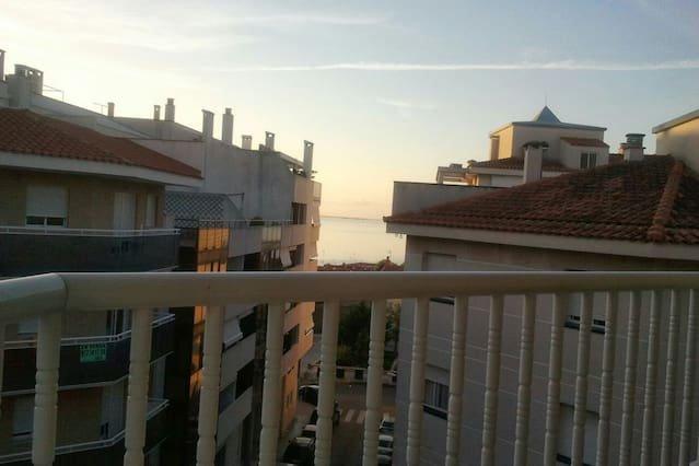 Apartment, alquiler de vacaciones en Sant Carles de la Ràpita