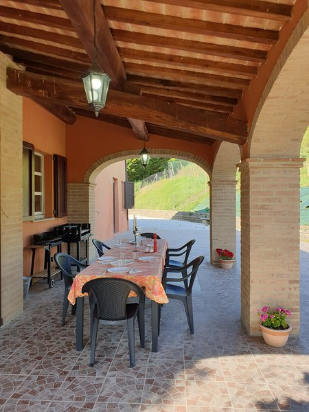 Podere Busilico, holiday rental in Volterra