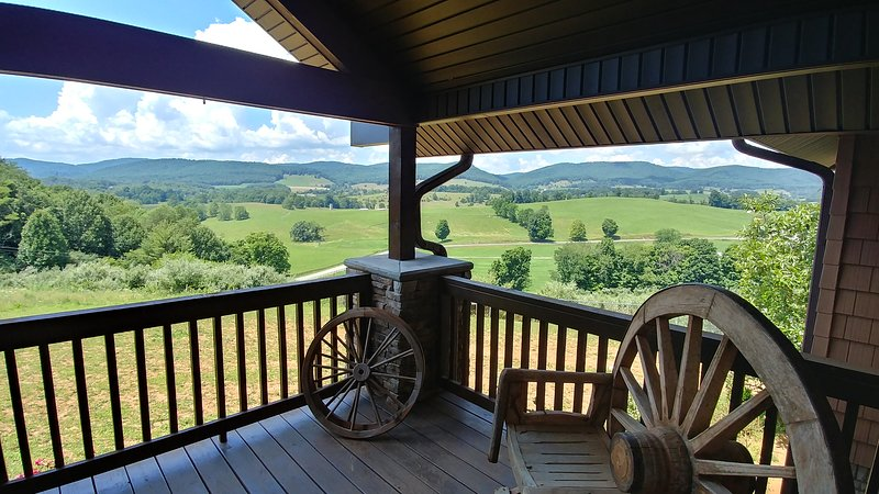 Appalachian Retreat, holiday rental in Glade Spring