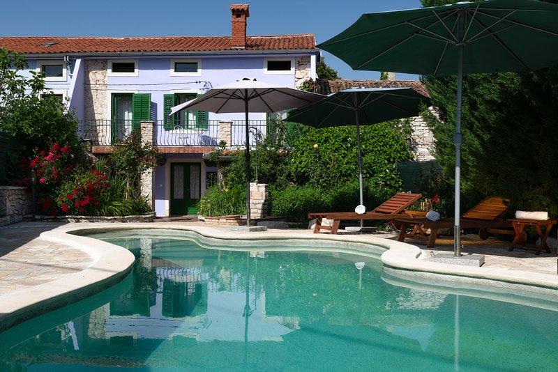 Rural House Ladonja, casa vacanza a Manjadvorci