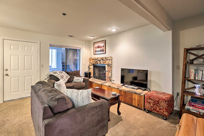 Ski right into your Heavenly Resort vacation with a stay at this townhome!