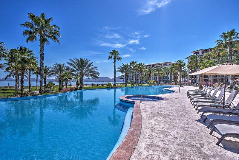 Colorful 'Paraiso del Mar' Resort Condo w/ Patio!, vacation rental in La Paz