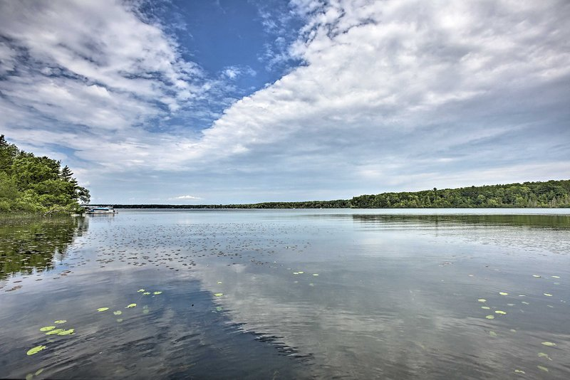 Green Lake promises hours of fun on the water!