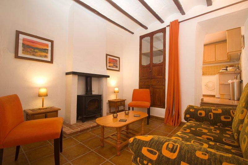 Spanish Town House 1 bedroom, location de vacances à Orba