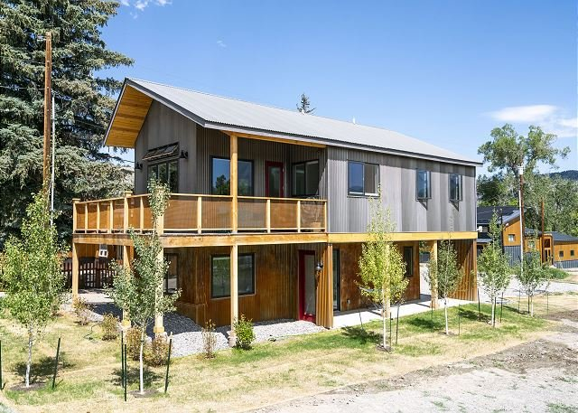 Brand New Custom-Built Home - Located in the Heart Ridgway, location de vacances à Ridgway