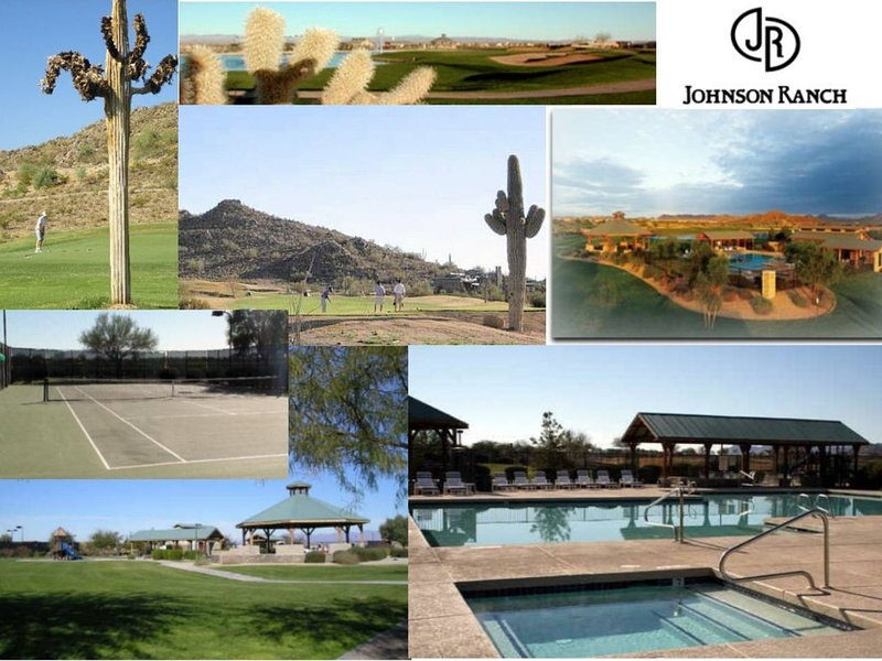 Johnson's Ranch Beauty Near Pool and amenities, vacation rental in San Tan Valley
