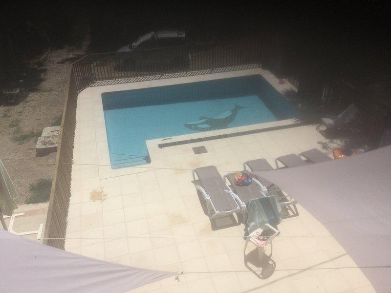 appartement à 8km de la mer et 2km du centre ville, vacation rental in Narbonne