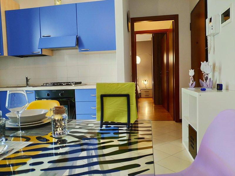 Bed & Smile, casa vacanza a Valeggio Sul Mincio