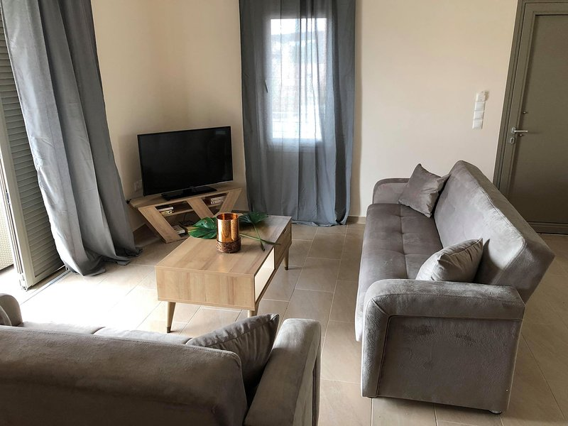 Villa Arsinoe - Two Bedroom Villa, aluguéis de temporada em Keramiai
