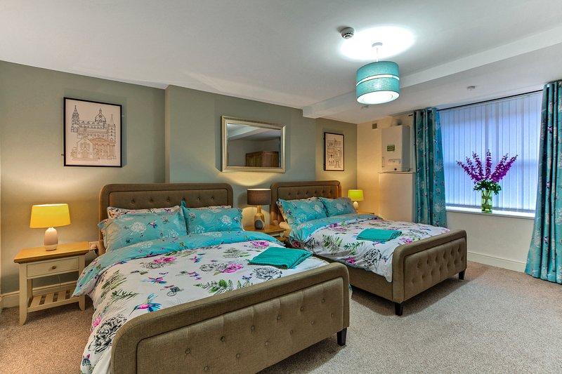 Crawford Apartment, aluguéis de temporada em Derry