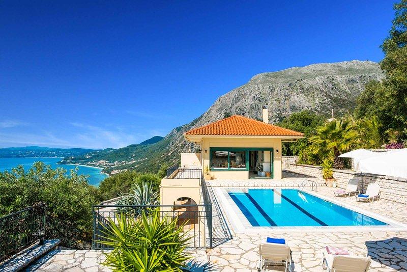 Villa Theaya, holiday rental in Nissaki
