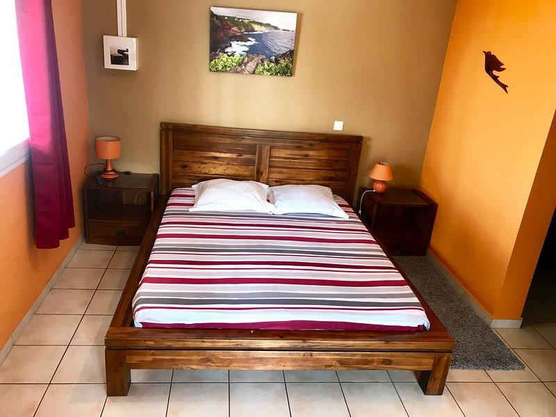 GÎTE Terre Du Sud Les Flamboyants, holiday rental in Piton Saint-Leu