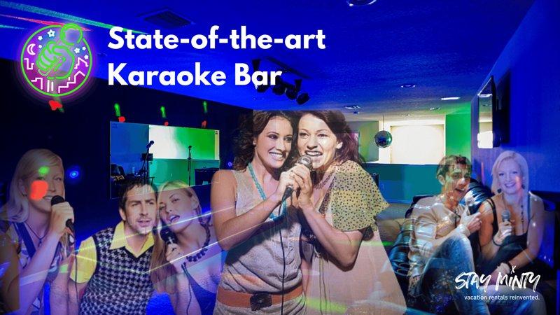Sing & Stay at Karaoke Castle, right in Disney's Backyard