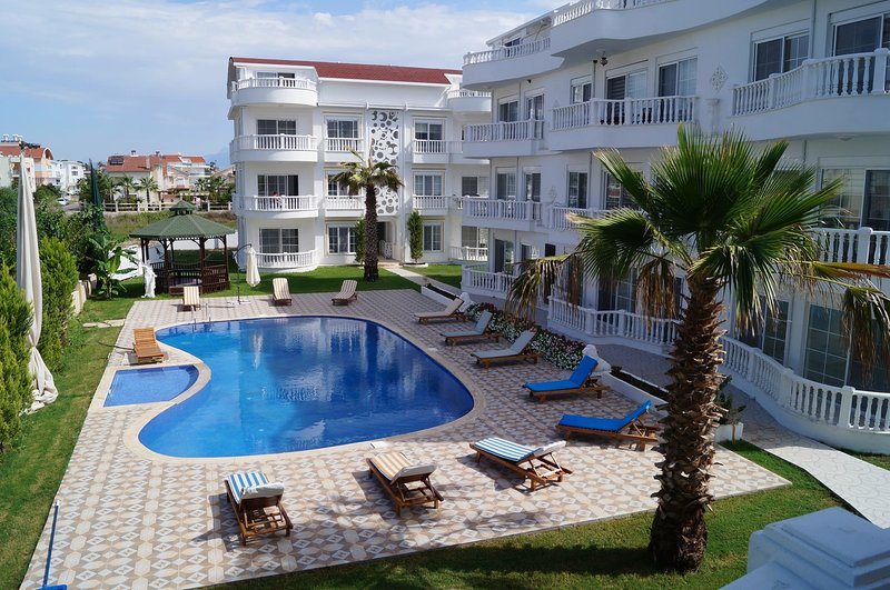 Belka Golf Residence - Pool 6, holiday rental in Bogazkent