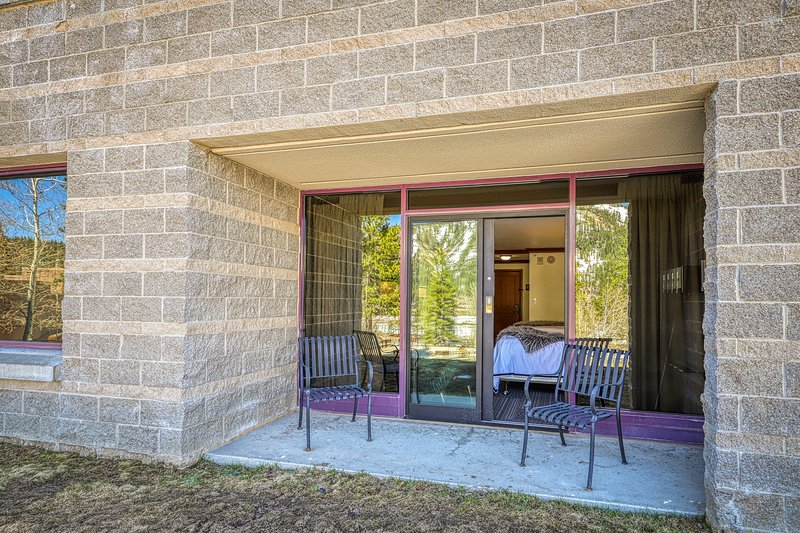 Photo of Condo w/ shared pool, hot tub & sauna - steps to lifts, near great hiking!
