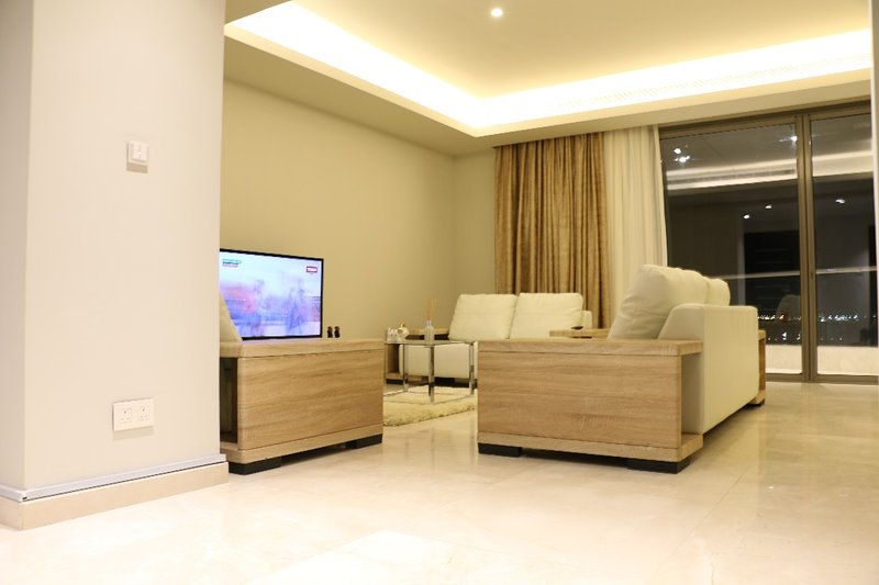 Three (3) Bedroom Ocean View Condominium. Eko Atlantic City, vacation rental in Lagos State