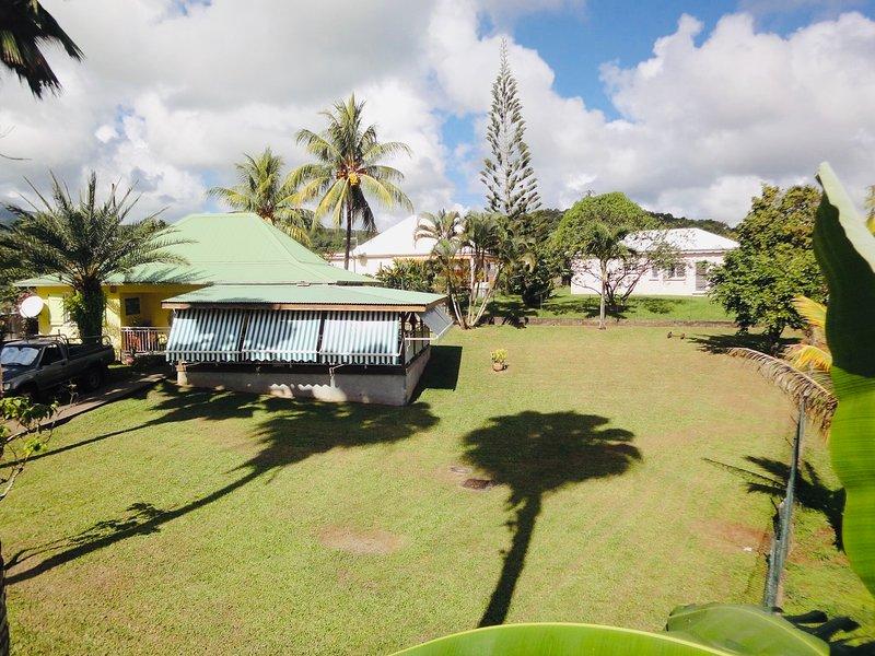 La Villa Kanda, alquiler de vacaciones en Goyave