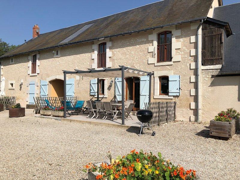 Villa Chêne, casa vacanza a Saulnay