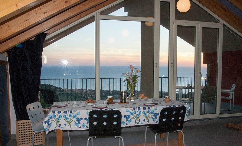 Il Nido, holiday rental in Santa Maria di Castellabate