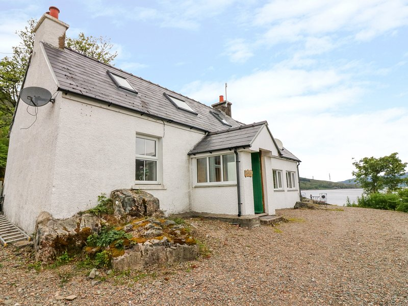 House On The Slip, Broadford, vacation rental in Drumbuie