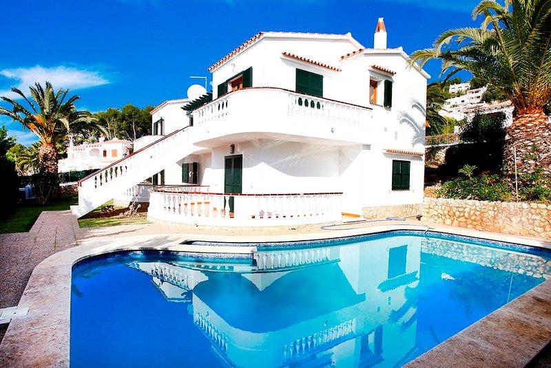 V14BB | Villa Verd, holiday rental in Santo Tomas