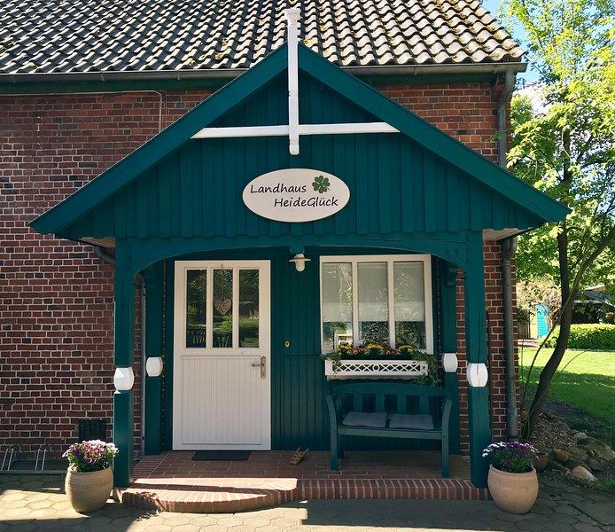 Landhaus HeideGlück, location de vacances à Undeloh