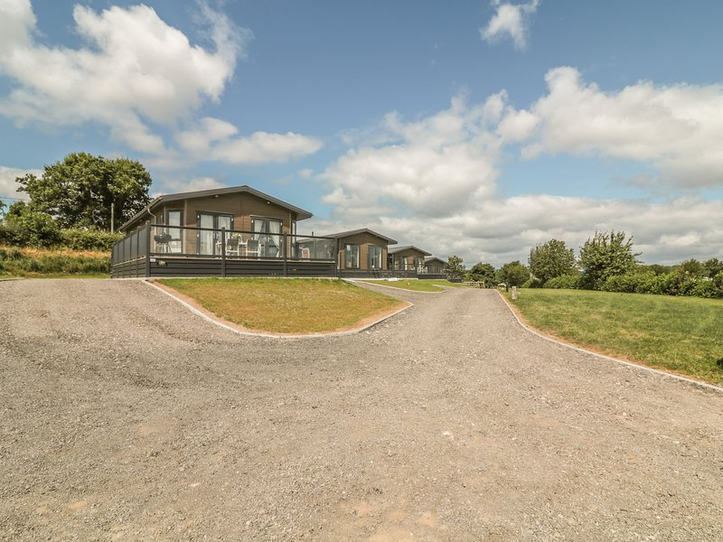BEECH LODGE, WiFi, open-plan, near Newton Abbot, vacation rental in Bovey Tracey