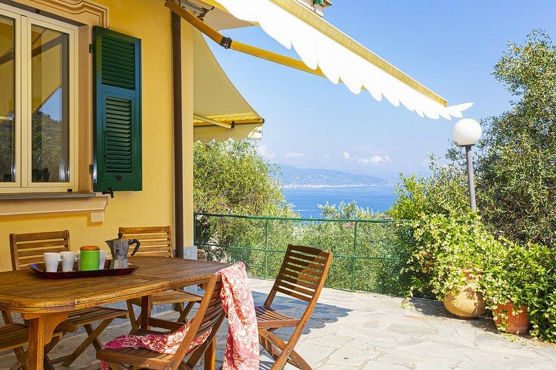 Amazing sea view in Santa Margherita, casa vacanza a Santa Margherita Ligure