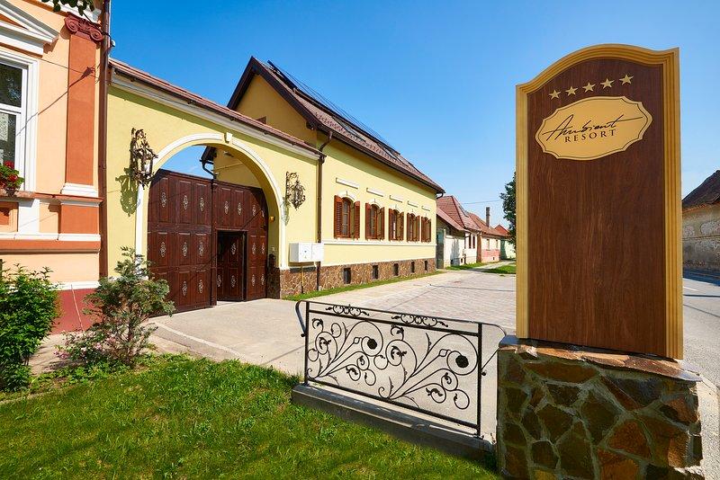 Resort Ambient, holiday rental in Rasnov
