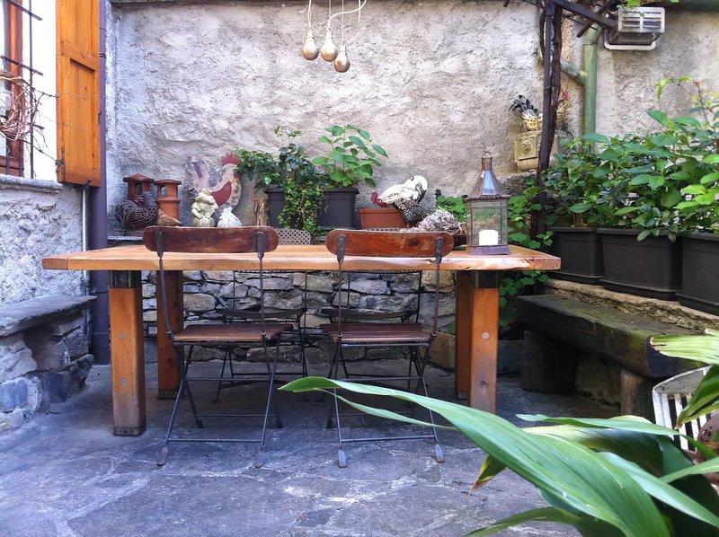 Spacious house in Pognana Lario, holiday rental in Pognana Lario