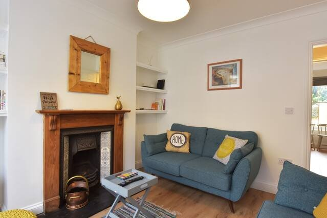The Grove - Newly refurbished cottage near the High Street, holiday rental in Chartham