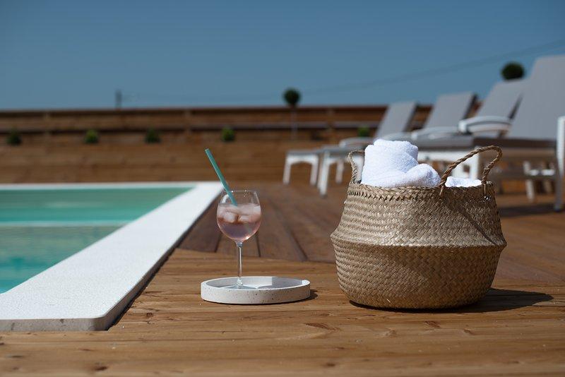 Villa Plitvice Sun, holiday rental in Lovinac