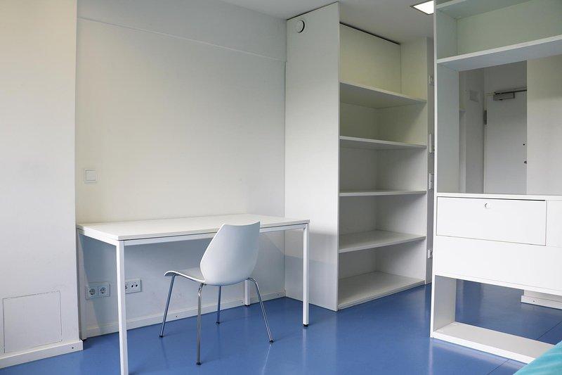 Studio in OlympiaPark, alquiler de vacaciones en Múnich
