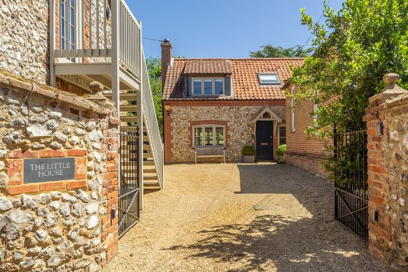 The Little House (6), holiday rental in Brancaster