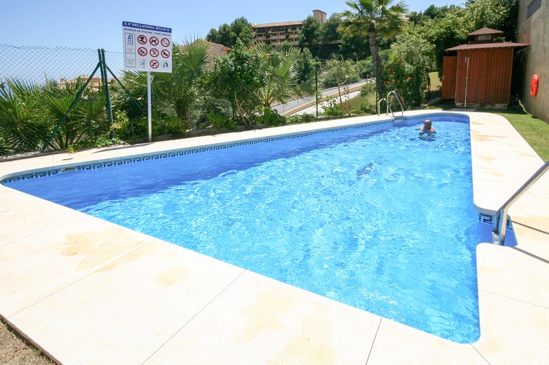 673 - 2 bed apartment, Bellavista Hills, Sitio de Calahonda, holiday rental in Sitio de Calahonda