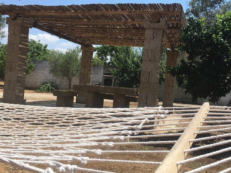 casa vacanze lacucchiaradelsalento, vacation rental in Nardo