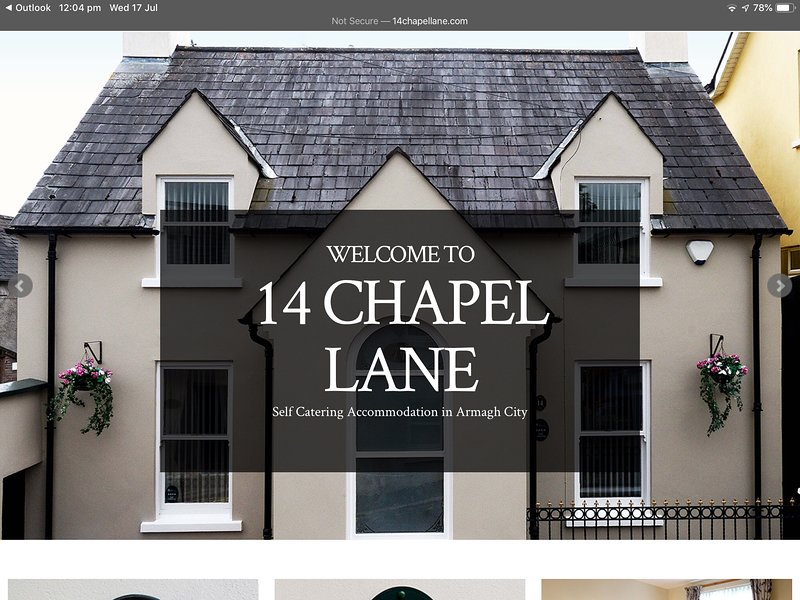 14 Chapel Lane, holiday rental in Stewartstown