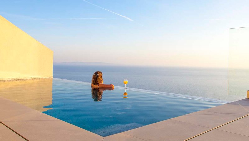 2020 Sivota Sunset Villa6 with Infinity Pool & SeaViews Offers 10%Off, location de vacances à Plataria